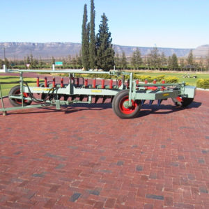 Oneway Disc Plough Trailed - SDP10-16