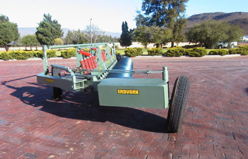 Oneway Disc Plough Trailed - SDP10