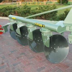 Disc Plough Three Point - FSP-4