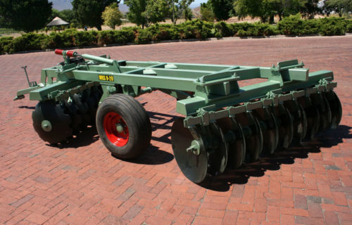 Offset Disc Harrow LD - WKS9