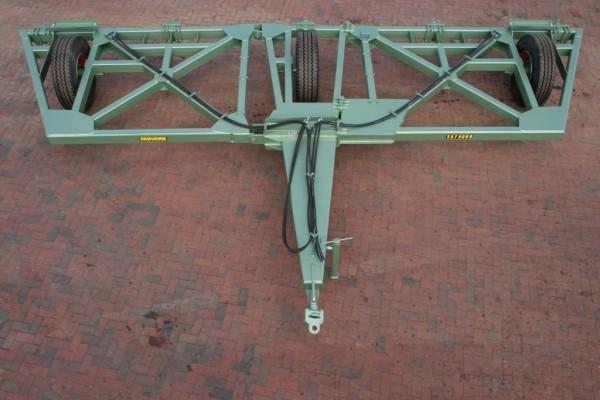 A-Frame for Straight Blade Cutter – SAF