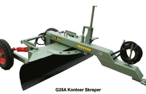 Grader Trailed - G25A