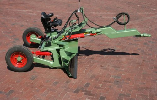 Grader Trailed - G25E