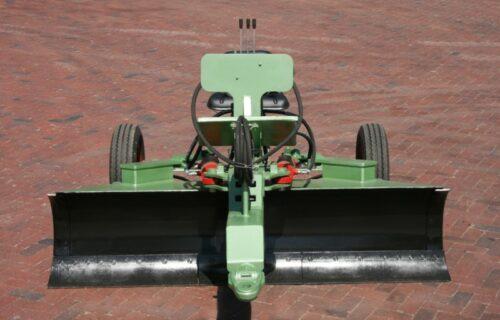 Grader Trailed - G40E