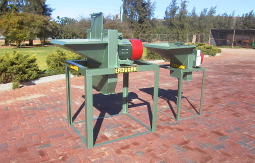 Hammer Mill Diesel & Electric Models 7500D and 22000E