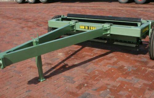 Straight Blade Cutter - Rolmoer - SRM