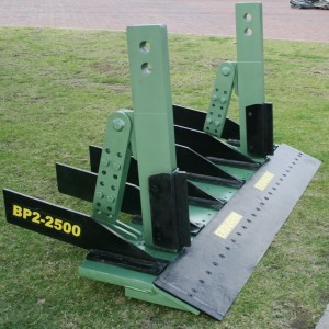 Blade Plough BP2 for Dozers