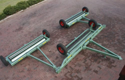 Straight Blade Cutter for crops - Rolmoer - SRM10-9000
