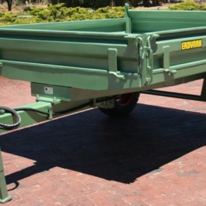 Tipper Trailer Standard Duty - TT