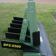 Blade Plough – BP2 For Dozers