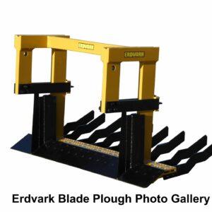 Blade Plough for bulldozers