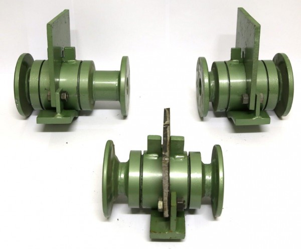 Disc Bearings with Brackets – DB