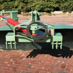 Grader 3-Point with hydraulic blade – G15