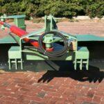 Grader 3-Point with hydraulic blade – G15