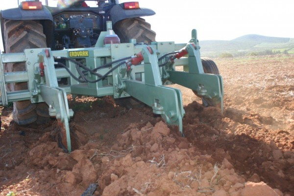 Ripper Hydraulic Reset 3-Point – HRR850