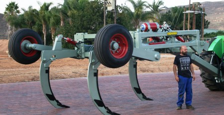 Deep Ripper Hydraulic Reset Trailed - HRRT