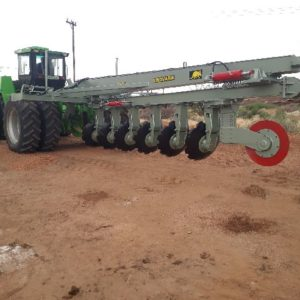 Reversible Disc Plough Deep Ploughing 910 mm