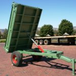 Tipper Trailer 5 ton – TTE5