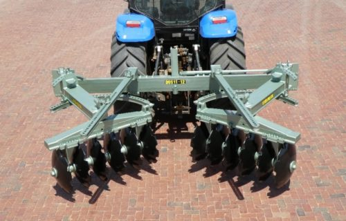 Ridger for wide row Fruit, Nuts Orchards.