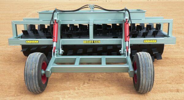 Pasture Aerator Roller