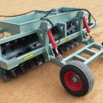 Pasture Soil Aerator Roller
