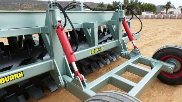 Soil Aerator for pastures