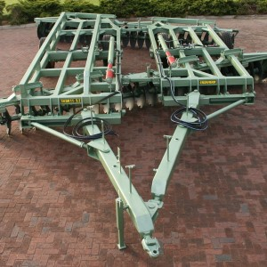 Offset Double Disc Harrow Heavy Duty - SKDH11-52